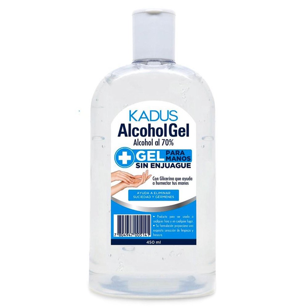 Thumbnail Alcohol Gel  450 ml Kadus 0,7g 1